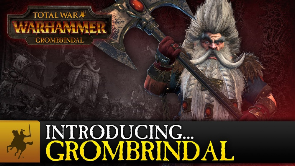 White Dwarf Lord Grombrindal Available for Free in Total War