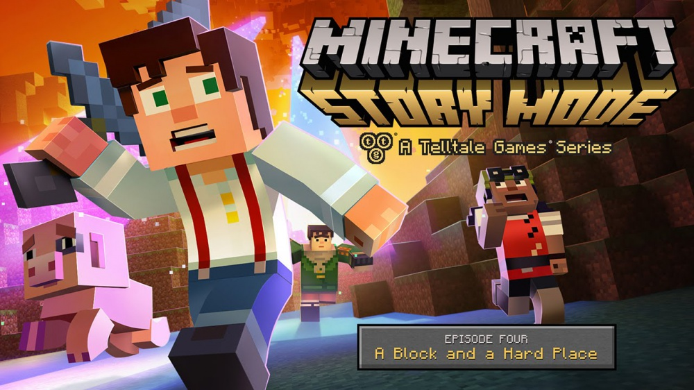 Minecraft: Story Mode - A Telltale Games Series' Episode 4's
