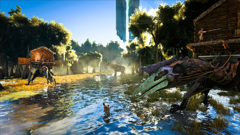 Giant Flyer Quetzalcoatlus Flies Into ARK During 33% Steam SaleVideo Game  News Online, Gaming News