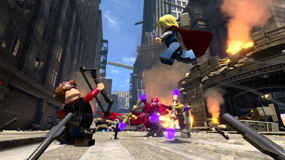 Marvel's Avengers – Free Exclusive PlayStation DLC Content ...