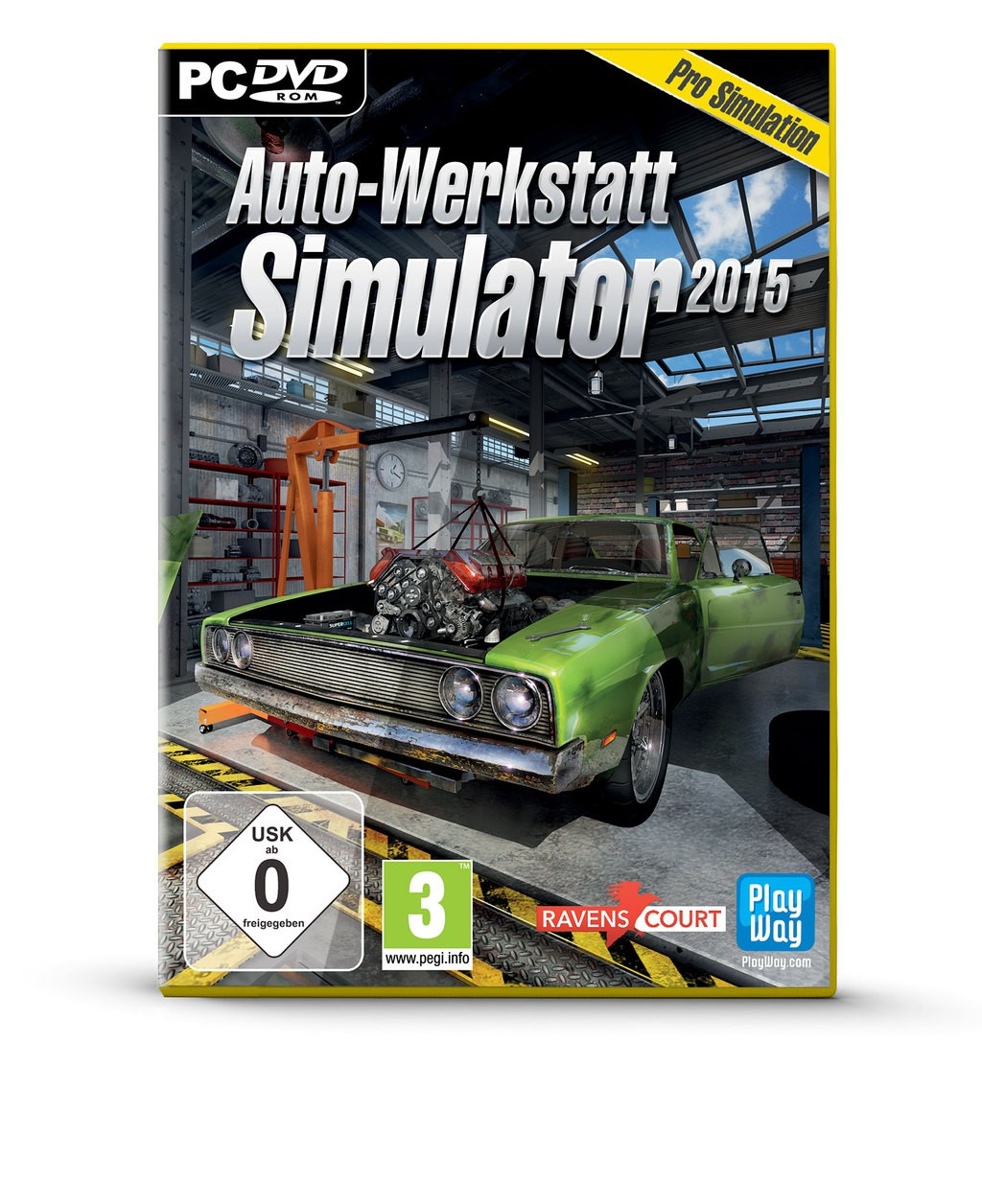 auto werkstatt simulator 2015 media covers dlh net. Black Bedroom Furniture Sets. Home Design Ideas