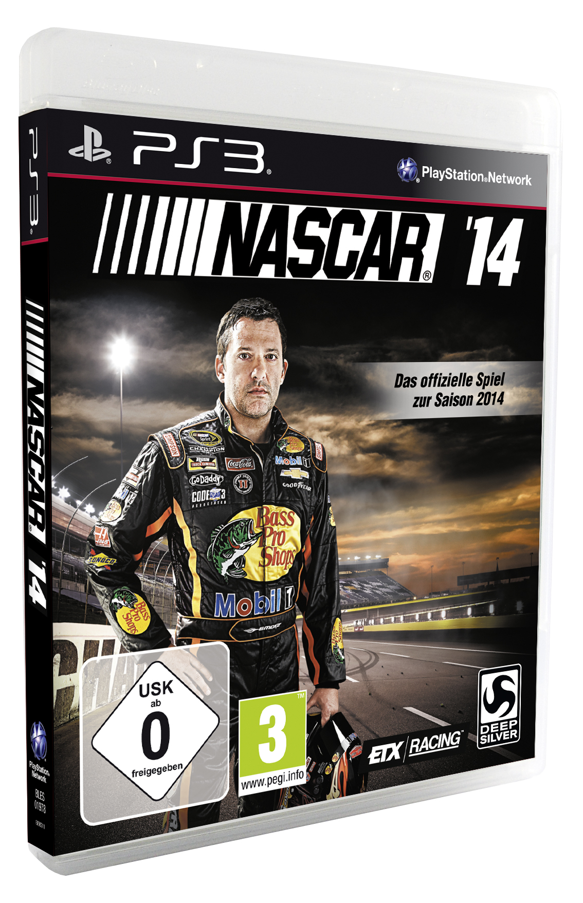 Nascar Racing Games >> NASCAR '14 | Video Game Reviews and Previews PC, PS4, Xbox One and mobile