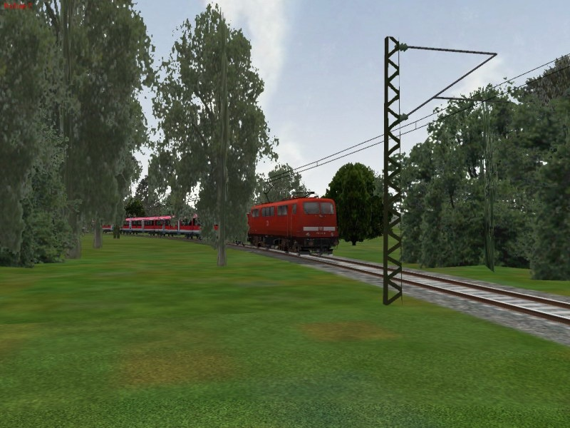 ProTrain 7 (Add-On für Microsoft Train Simulator) | Media