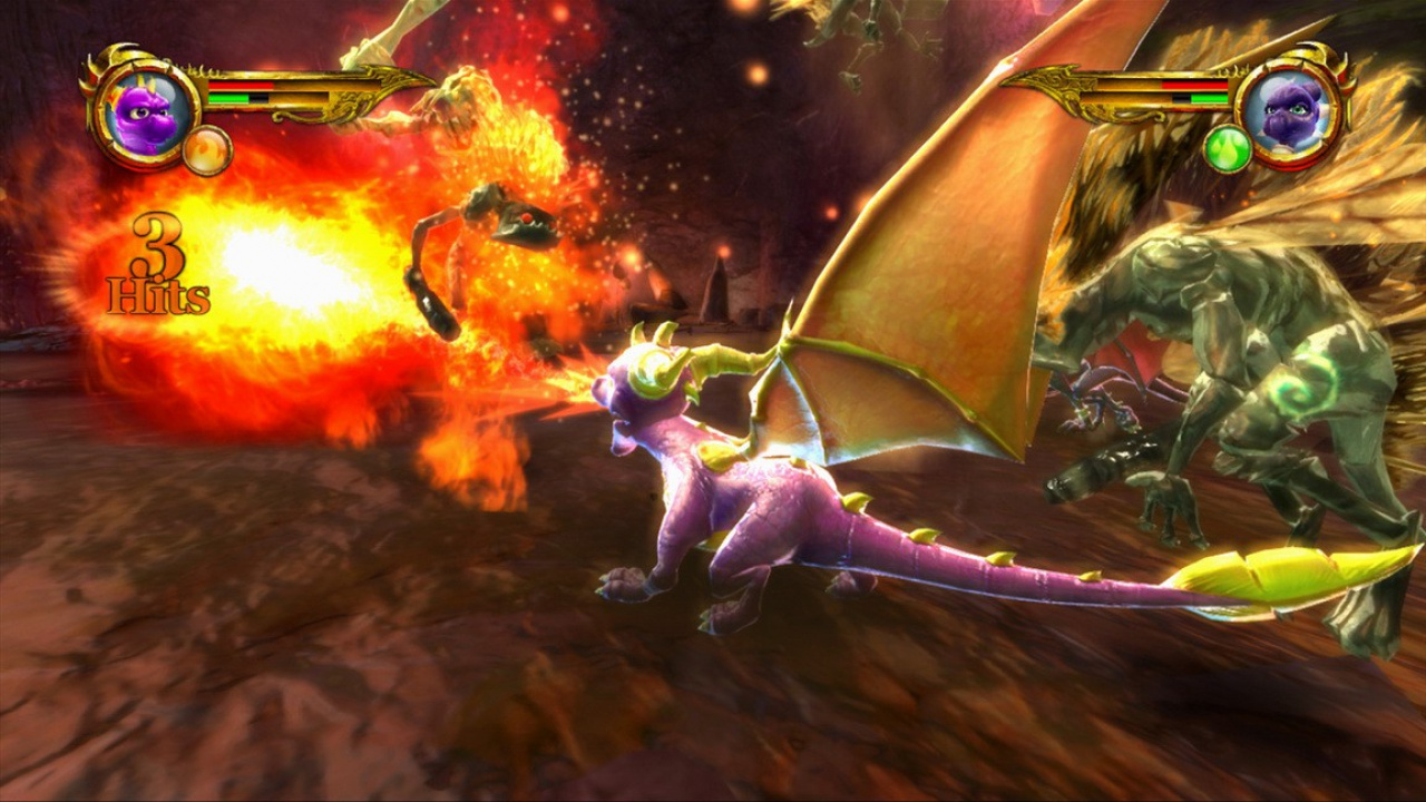 The Legend Of Spyro Dawn Of The Dragon Media Screenshots Dlh Net The Gaming People