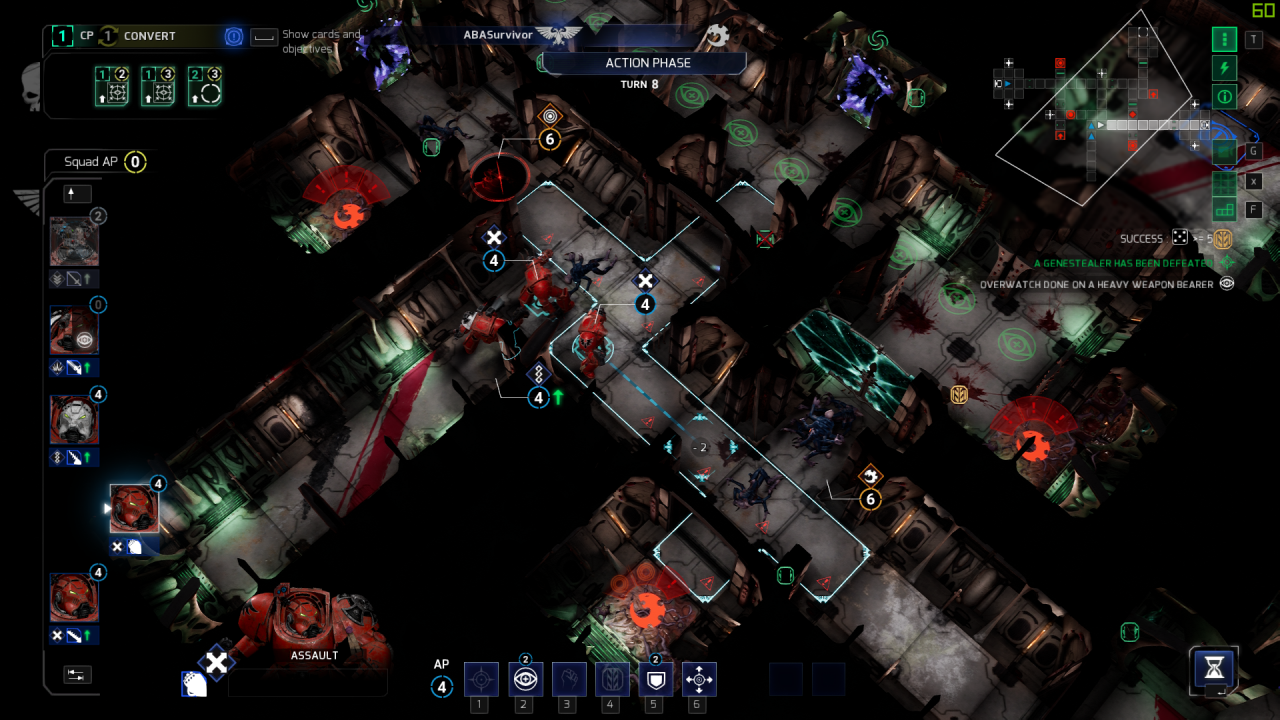 Space Hulk Tactics | Media - Screenshots | DLH NET The Gaming People