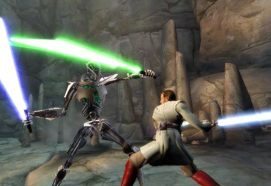 Star Wars Episode Iii Revenge Of The Sith Media Screenshots Dlh Net The Gaming People