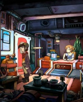 Free Steam Key Giveaway! Get Your Deponia Steam Key Right