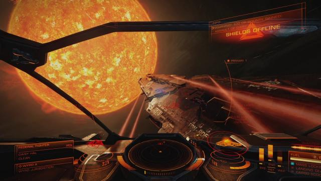 Elite: Dangerous Beta 1 gestartet