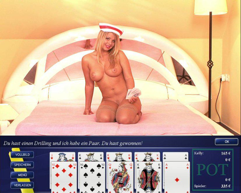 Video Strip Poker 2 pc Cheats
